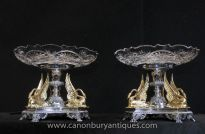 Silver Plate Epergne Centrepiece - A Guide
